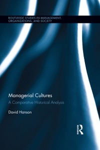 Cover Managerial Cultures