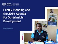 Cover Family Planning and the 2030 Agenda for Sustainable Development (Data Booklet)