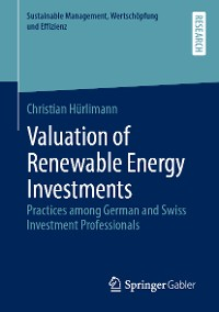 Cover Valuation of Renewable Energy Investments
