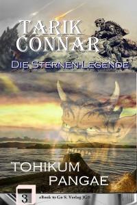 Cover TOHIKUM PANGAE (Die Sternen-Legende 3)