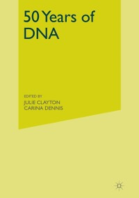 Cover 50 Years of DNA