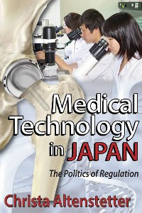 Cover Medical Technology in Japan