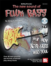 Cover New Sound of Funk Bass
