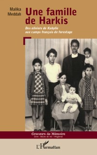 Cover Une famille de harkis - des oliviers de