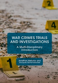 Cover War Crimes Trials and Investigations