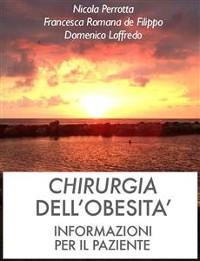 Cover Chirurgia dell'obesità. Informazioni per il paziente