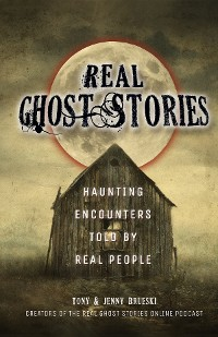 Cover Real Ghost Stories
