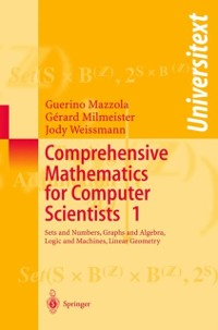 Cover Comprehensive Mathematics for Computer Scientists 1