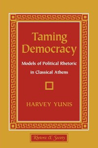 Cover Taming Democracy