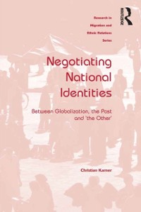 Cover Negotiating National Identities