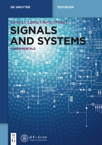 Cover Signals and Systems