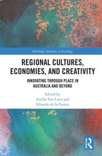Cover Regional Cultures, Economies, and Creativity