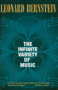 Cover The Infinite Variety of Music