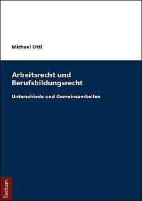 Cover Arbeitsrecht und Berufsbildungsrecht