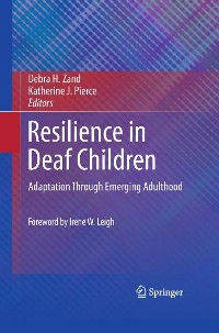 Cover Resilience in Deaf Children