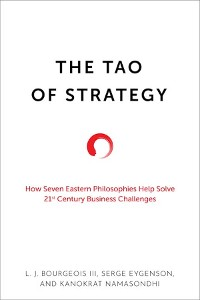 Cover The Tao of Strategy