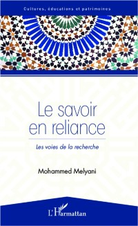 Cover Le savoir en reliance
