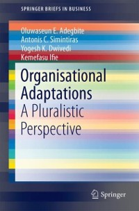Cover Organisational Adaptations