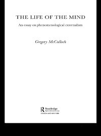 Cover Life of the Mind