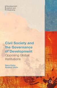 Cover Civil Society and the Governance of Development