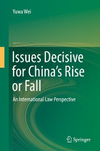 Cover Issues Decisive for China's Rise or Fall