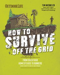 Cover How to Survive Off the Grid