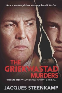Cover Griekwastad Murders