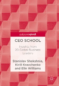 Cover CEO School