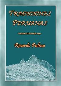 Cover TRADICIONES PERUANAS - 27 cuentos populares peruanos
