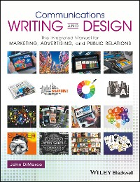 Cover Communications Writing and Design