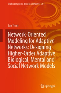 Cover Network-Oriented Modeling for Adaptive Networks: Designing Higher-Order Adaptive Biological, Mental and Social Network Models