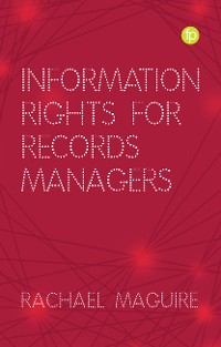 Cover Information Rights for Records Managers