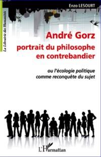 Cover Andre Gorz, portrait du philosophe en contrebandier