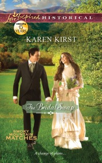 Cover Bridal Swap (Mills & Boon Love Inspired Historical)