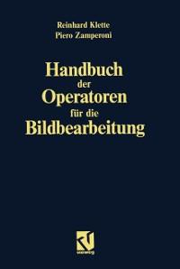 Cover Handbuch der Operatoren fur die Bildbearbeitung