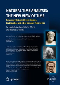 Cover Natural Time Analysis: The New View of Time