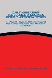 Cover Daily Meditations for Success in Learning in the Classroom & Beyond