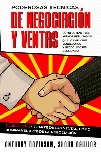 Cover Poderosas Técnicas de Negociación y Ventas
