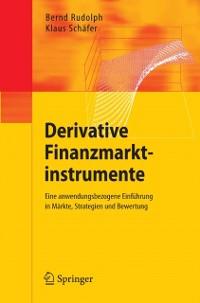 Cover Derivative Finanzmarktinstrumente