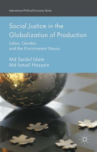 Cover Social Justice in the Globalization of Production