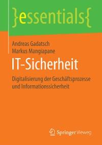 Cover IT-Sicherheit