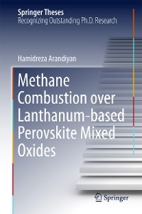 Cover Methane Combustion over Lanthanum-based Perovskite Mixed Oxides