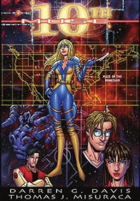 Cover 10th Muse: Maze of the Minotaur