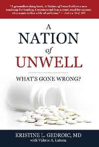 Cover A Nation of Unwell