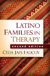 Cover Latino Families in Therapy, Second Edition