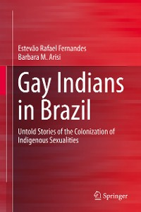 Cover Gay Indians in Brazil