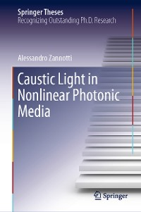 Cover Caustic Light in Nonlinear Photonic Media