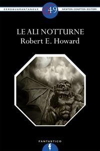 Cover Le ali notturne