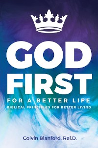 Cover God First For A Better Life