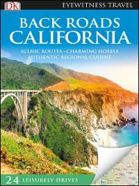 Cover DK Eyewitness Back Roads California